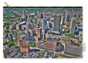 0017 Visual Highs Of The Queen City Carry-all Pouch