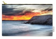 0018 Awe In One Sunset Series At Erie Basin Marina Carry-all Pouch