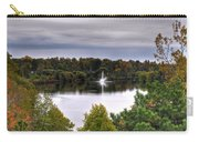 0018 Hoyt Lake Autumn 2013 Carry-all Pouch