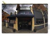 0018 Soho Burger Bar Carry-all Pouch