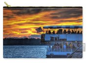 0019 Awe In One Sunset Series At Erie Basin Marina Carry-all Pouch