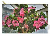 002 Bonsai Summer Show Buffalo Botanical Gardens Series Carry-all Pouch