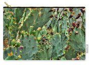 002 For The Cactus Lover In You Buffalo Botanical Gardens Series Carry-all Pouch