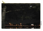 002 Japanese Garden Autumn Nights Carry-all Pouch