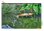 002 Within The Rain Forest Buffalo Botanical Gardens Series Carry-all Pouch
