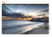 0020 Awe In One Sunset Series At Erie Basin Marina Carry-all Pouch