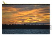 003 Awe In One Sunset Series At Erie Basin Marina Carry-all Pouch