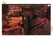 003 Christmas Light Show At Roswell Series Carry-all Pouch