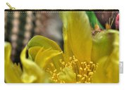 003 For The Cactus Lover In You Buffalo Botanical Gardens Series Carry-all Pouch