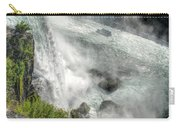 003 Niagara Falls Misty Blue Series Carry-all Pouch