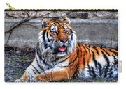 003 Siberian Tiger Carry-all Pouch