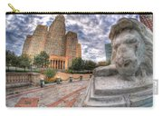 003 Sleeping Lions City Hall View  Carry-all Pouch
