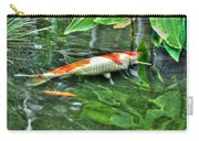 003 Within The Rain Forest Buffalo Botanical Gardens Series Carry-all Pouch