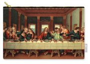 0030s The Last Supper After Leonardo Da Carry-all Pouch