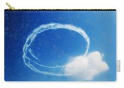 0036 - Air Show - Acanthus Carry-all Pouch