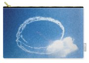 0036 - Air Show - Pastel Chalk Carry-all Pouch