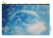0036 - Air Show - Traveling Pigments Hp Carry-all Pouch