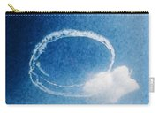 0036 - Air Show - Watercolor Carry-all Pouch