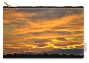 004 Awe In One Sunset Series At Erie Basin Marina Carry-all Pouch