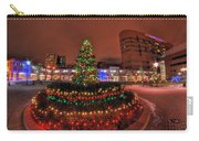 004 Christmas Light Show At Roswell Series Carry-all Pouch