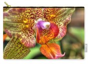 004 Orchid Summer Show Buffalo Botanical Gardens Series Carry-all Pouch