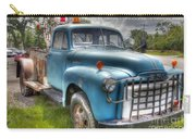 0042 Old Blue 2 Carry-all Pouch