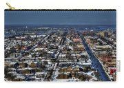 0043 After The Nov 2014 Storm Buffalo Ny Carry-all Pouch