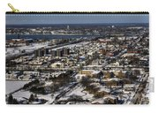 0044 After The Nov 2014 Storm Buffalo Ny Carry-all Pouch