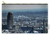0045 After The Nov 2014 Storm Buffalo Ny Carry-all Pouch