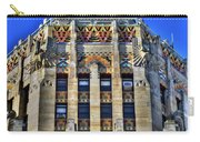 0049 Art Deco City Hall Carry-all Pouch