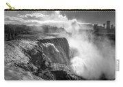 004a Niagara Falls Winter Wonderland Series Carry-all Pouch