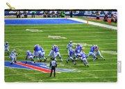 005 Buffalo Bills Vs Jets 30dec12 Carry-all Pouch