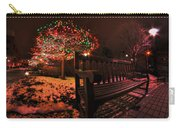 005 Christmas Light Show At Roswell Series Carry-all Pouch