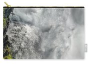 005 Niagara Falls Misty Blue Series Carry-all Pouch