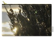 005 Peaking Winter Sunrise Carry-all Pouch