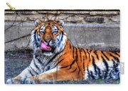 005 Siberian Tiger Carry-all Pouch