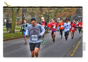 005 Turkey Trot 2014 Carry-all Pouch