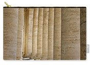 0056 Roman Pillars St. Peter's Basilica Rome Carry-all Pouch