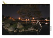 006 Japanese Garden Autumn Nights   Carry-all Pouch