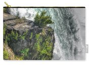 006 Niagara Falls Misty Blue Series Carry-all Pouch