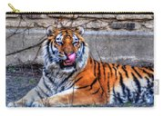 006 Siberian Tiger Carry-all Pouch