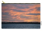 007 Awe In One Sunset Series At Erie Basin Marina Carry-all Pouch