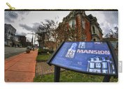 007 Mansion On Delaware Ave Carry-all Pouch