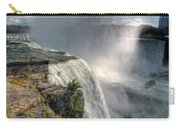 007 Niagara Falls Misty Blue Series Carry-all Pouch