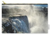 007 Niagara Falls Winter Wonderland Series Carry-all Pouch