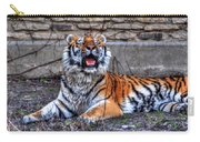 007 Siberian Tiger Carry-all Pouch
