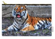 008 Siberian Tiger Carry-all Pouch