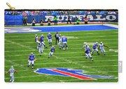 009 Buffalo Bills Vs Jets 30dec12 Carry-all Pouch
