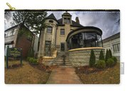 009 Law Offices Cornell Mansion Carry-all Pouch