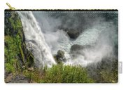 009 Niagara Falls Misty Blue Series Carry-all Pouch